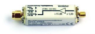 Amplificateur HF HV10/HV30 : HF58B/HF58B-r/HF59B/HFE59B de 800 MHz à 2500 MHz