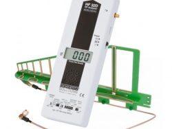 HF32D : Mesure des HF de 800 MHz à 2700 MHz