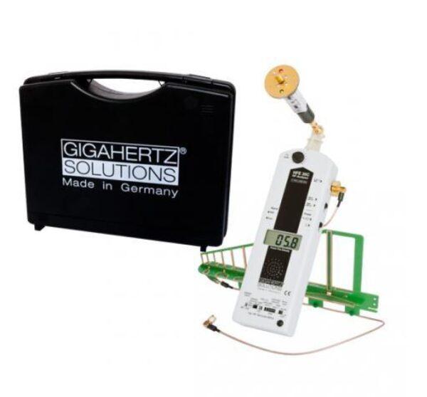 HFE35C : Mesure des HF de 27 MHz à 3300 MHz