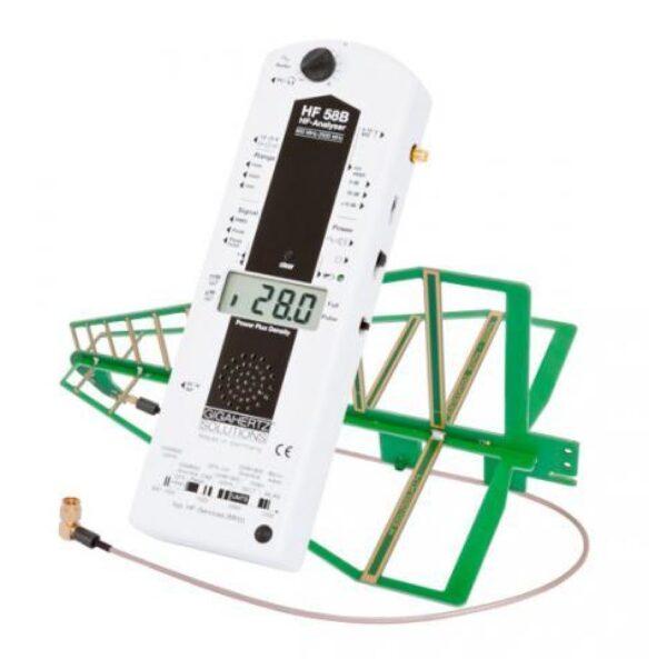 HF58B : Mesure des HF de 800 MHz à 3300 MHz