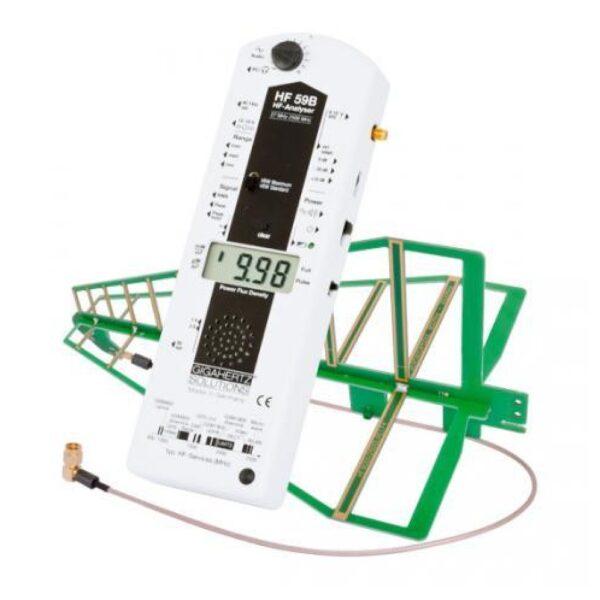HF59B : Mesure professionnelle des HF de 800 MHz à 2500 MHz