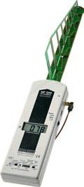 HF32D : Mesure des HF de 800 MHz à 2500 MHz