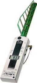 HF35C: Mesure des HF de 800 MHz à 2500 MHz