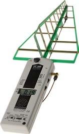 HF38B : Mesure des HF de 800 MHz à 3300 MHz