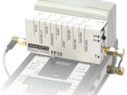 FF10 - Filtre les bandes fréquences