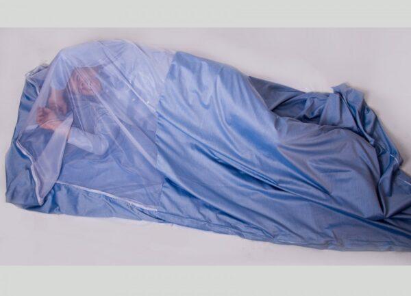 Sac de couchage contre les hautes fréquences