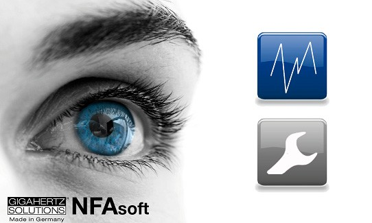 Logicierl NFAsoft de Gigahertz-solutions