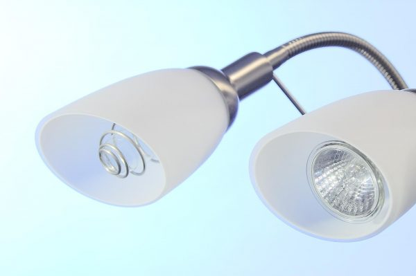 réflecteur de lampe blindé