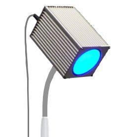 Lampe Farbsonne