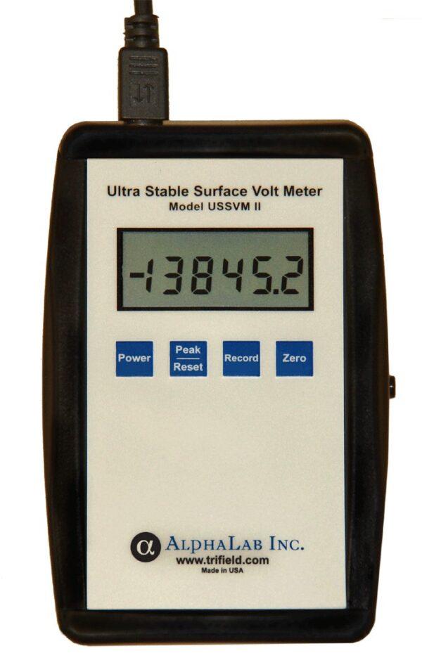 Voltmètre de surface ultrastable (modèle 2)