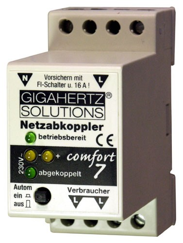 NA 7 Comfort 16 A - Gigahertz-Solutions