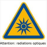 radiation optique
