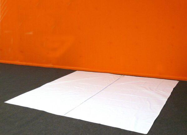 tapis de sol 2 pièces en STEEL-TWIN