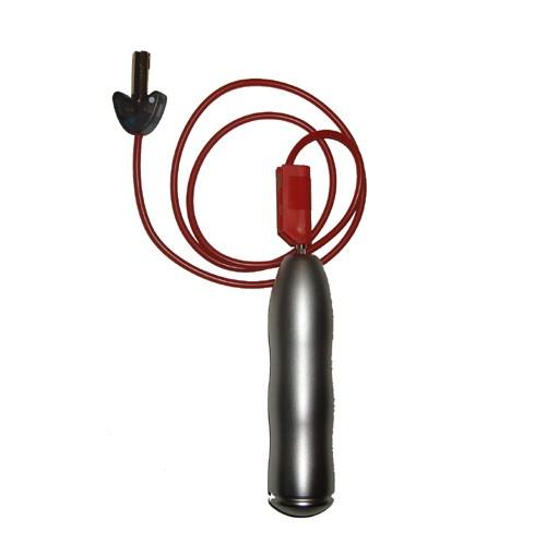 electrode à main pour antenne H3