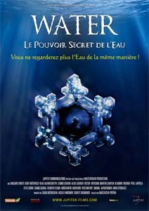 "DVD ""Water"" - le pouvoir secret de l'eau"