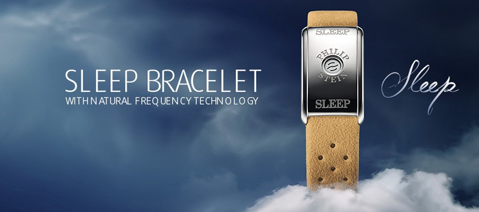 Bannière Sleep Bracelet Philip Stein