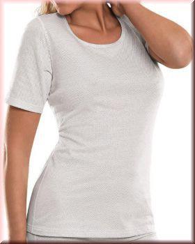 T-Shirt écran HF à manches courtes pour dames