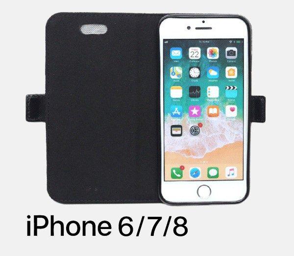 Etuis anti-ondes Iphone 6/7/8 Supérieur