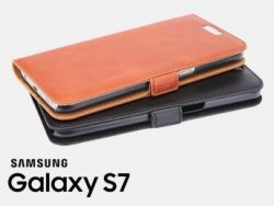 Etuis anti-ondes Samsung Galaxy S7 (Book)