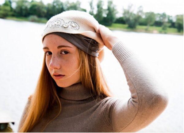 Doublure de chapeau blindée anti -ondes Arvin