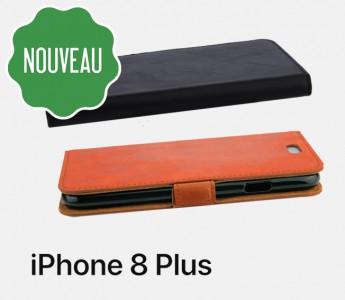 Etuis anti-ondes Iphone 8 Plus (Book)