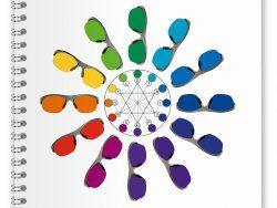 Manuel sur les lunettes de couleur Spectro-Chrome (Spektro-Chrom®) par Alexander Wunsch.